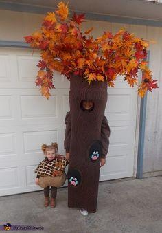 Tree - Halloween Costume Contest