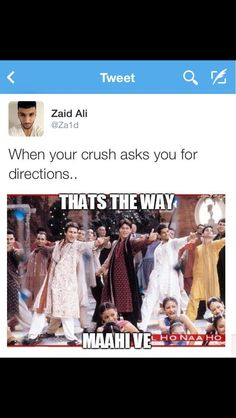 Lol Bollywood at its best