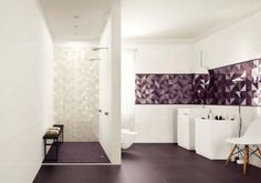 Incorporate Bathroom Decor With Stylish Tile Patterns | MODERN ...
