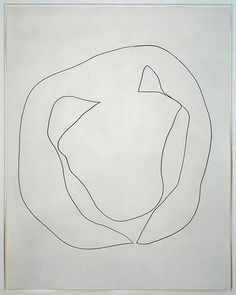 """ELLSWORTH KELLY """"Untitled,"""" 1960 Pencil on paper 28 1/2 by 22 1/2 in. 72.4 by 57.2 cm. Works on Paper 