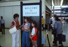 Chicago, August 1976