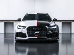 2018 ABT Audi RS6 avant, Jon Olsson wallpaper