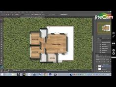 Basic Rendering of Architectural Floor Plans Using Photoshop Tutorial. AIAS-UoB - YouTube