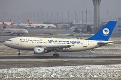 Ariana Afghan Airlines Airbus A310