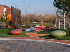 Hormiguero (Ant Hill) Playground, Bianca Habib, 2009 | Playscapes