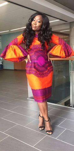 Naima dashiki dress.   Ankara | Dutch wax | Kente | Kitenge | Dashiki | African print dress | African fashion | African women dresses | African prints | Nigerian style | Ghanaian fashion | Senegal fashion | Kenya fashion | Nigerian fashion | Ankara crop top (affiliate)
