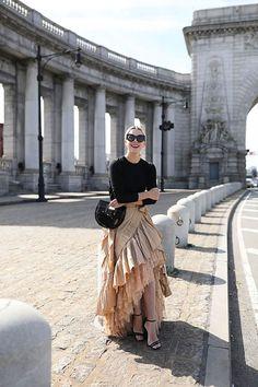 La Mejor Inspiración Para Usar Vuelos Esta Temporada | Cut & Paste – Blog de Moda