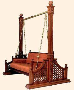 indian Swing | Indian Swings - Wooden Sukun