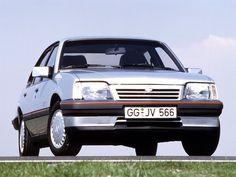 Opel Ascona GT (1986 – 1987).