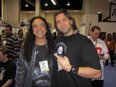 Alice in Chains Bass Mike Inez and Pigtronix Mike McAndrew