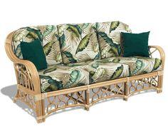Rattan Sofa: Tropical Breeze Collection | Rattan Sofa, Rattan And Sofa Sofa