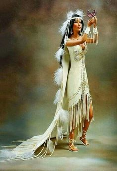 Welcome to the Native American dolls page. Featured here are some of the best and most detailed Native American statues, dolls and figurines. The dolls featured in the first part of the page are available from the Bradford Exchange group and are. Native American Wedding, Native American Dolls, Native American Women, Barbie Dress, Barbie Clothes, Barbie Doll, Blackfoot Indian, Indian Dolls, Bride Dolls