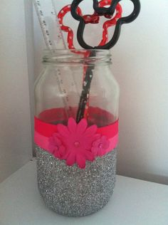How to Make Pencil Holder Using a Jar