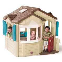 Naturally Playful® Welcome Home Playhouse™ by Step2 is one of most popular Playhouses products for children. View and shop now