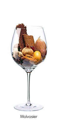 MALMSEY  Date, Peanut, Dried figs, kumquats, almond, orange peel, raisin, walnut, onion skin, Printen, Pumpernickel