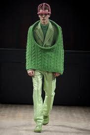 Martins mum realised she had misread the knitting pattern !