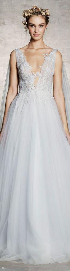Spring 2019 Bridal Marchesa