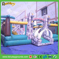 Inflatable Bouncy Playground