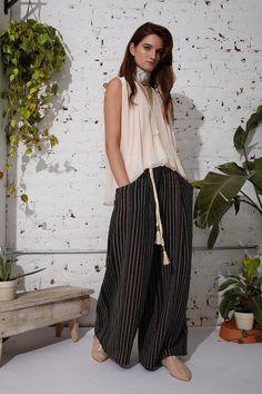 Laura Siegel - Spring 2017 Ready-to-Wear