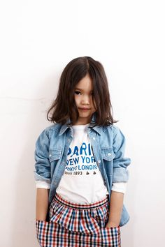 PARIS-NEW YORK Kids style