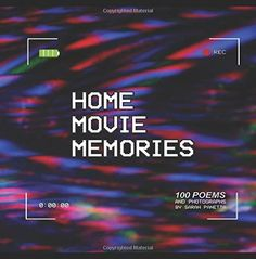 Home Movie Memories: 100 Poems by Sarah Panetta https://www.amazon.com/dp/198137406X/ref=cm_sw_r_pi_dp_U_x_0JpbBbV9D9ND9