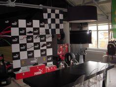 Puma #showroom back in 2010! Golf Outfit, Showroom, Fashion Showroom