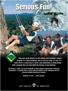 topics related to adventure