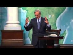 I love this pastor! He has helped me to grow in my faith! Charles Stanley ~ Unloading Your Baggage Christian Living, Christian Life, Charles Stanley, Love Joy Peace, Bible Encouragement, Christian Videos, Bible Verses, Bible Quotes, Scriptures