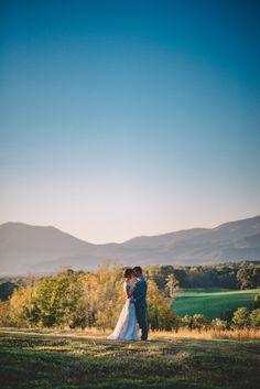 Sierra Vista Va | October Wedding