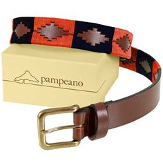 Pampeano – Leather Polo Belt – Audaz