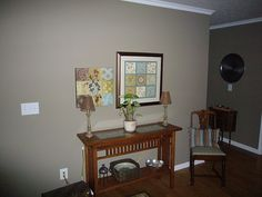 Tavern Taupe by Sherwin Williams #paint