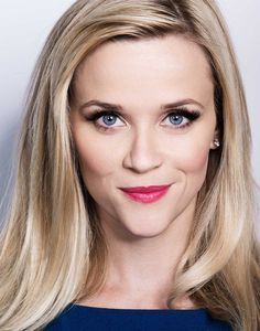 Reese Witherspoon ♥ clean cute makeup