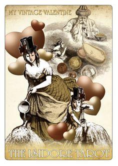 My Vintage Valentine Limited Edition Isidore by TheAtticShoppe Sale Campaign, Old Technology, Neo Victorian, Major Arcana, Ouija, Vintage Valentines, Tarot Decks, Boards, Spirit