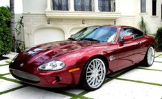 1997 Jaguar XK8 ✏✏✏✏✏✏✏✏✏✏✏✏✏✏✏✏ IDEE CADEAU / CUTE GIFT IDEA  ☞ http://gabyfeeriefr.tumblr.com/archive ✏✏✏✏✏✏✏✏✏✏✏✏✏✏✏✏