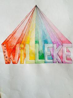 Willeke, klas 2