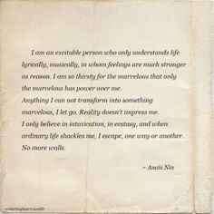 Anais Nin... I love this!