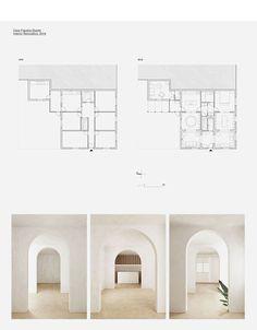 Pedro Duarte Bento   Projects Architecture Collage, Architecture Images, Architecture Drawings, Residential Architecture, Web Design, Archi Design, Arch Model, Presentation Layout, Simple Pictures