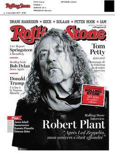 IAM dans Rolling Stone le 1er novembre 2017