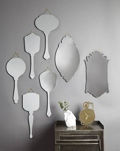 After all this time these classics are still my best sellers! Available on my website and in @libertylondon #ara #aramirror #liberty #mirror #modernmirror #classicmirror #traditionalmirror #mirrorwall #reflection #londondesign #historic #eastlondon #eastlondondesign #vintage #vintagestyle #vintagedecor #gallerywall #vintagemirror