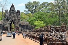 Angkor Wat - South Gate