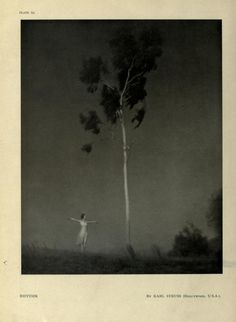 Rhythm by Karl Struss - from Photograms of the Year, 1921