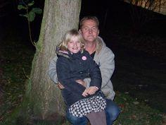 me dochter kaylana met haar vader patrick