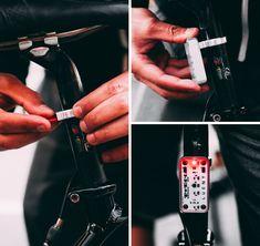 A Car's Brake Lights on a Bike | Yanko Design
