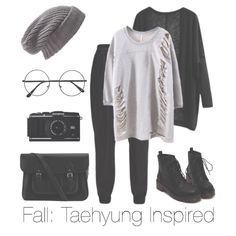 Fall outfit// btsoutfits// Taehyung