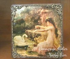 made by Decoupage Atelier - Nadia Kior Painting, Art, Atelier, Art Background, Painting Art, Kunst, Paintings, Performing Arts, Painted Canvas