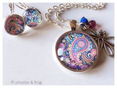 Beautiful Colours Set Perfect Match, Colours, Pendant Necklace, Beautiful, Collection, Jewelry, Fashion, Jewellery Making, Moda