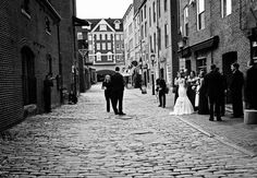 Portland, Maine :: wedding scene :: Old Port :: Susan Tuttle Photography