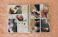 Baby's First Year Journal: Part II. Tips for making an unconventional baby book.