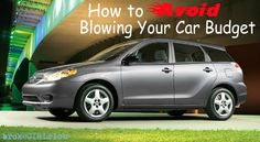 How to Avoid Blowing