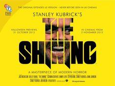 CINE ΣΕΡΡΕΣ, The Shining (1980), Jack Nicholson, Shelley Duvall, Danny Lloyd,